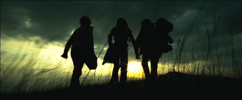 Aujourd'hui encore, il n'est pas rare de voir, à la tombée de la nuit, deux silhouettes sans âge, ramassées et flétries, qui arpentent le sol de cette terre en signe de pénitence infinie, courbés sous l'effort, tels deux Adam et Ève vaincus.