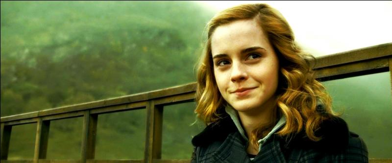 C'est cette ambition qui fit ____ la valeur du héros aux yeux d'une autre légende : Hermione. Celle-ci avait également tout pour plaire.
