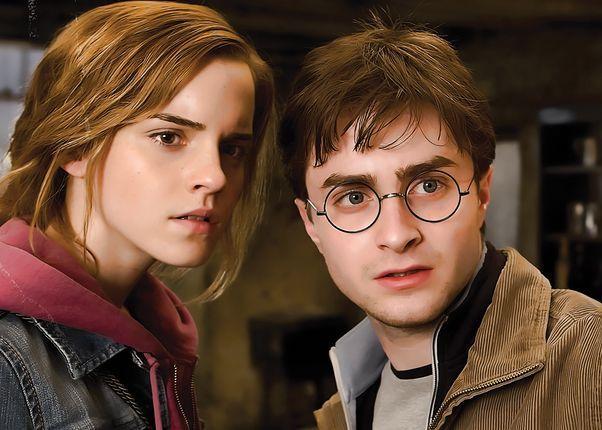 Harry Potter et Hermione Granger - A Kind of Magic