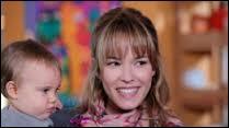 Qui Clem nomme-t-elle marraine du bébé ?