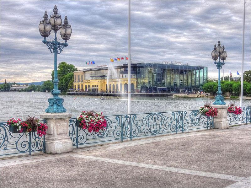 Casino ville thermale