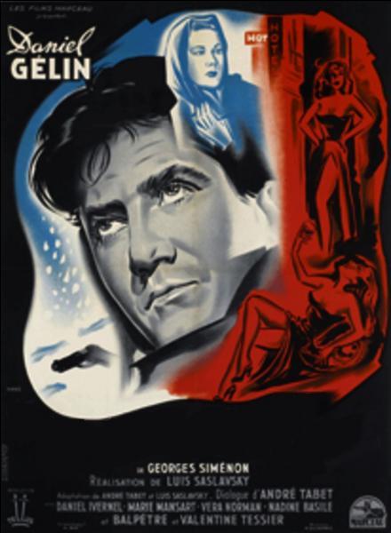L'action de ce roman de Simenon se déroule en France pendant l'occupation. Il fut adapté en 1952 par le réalisateur argentin Luis Saslavsky...