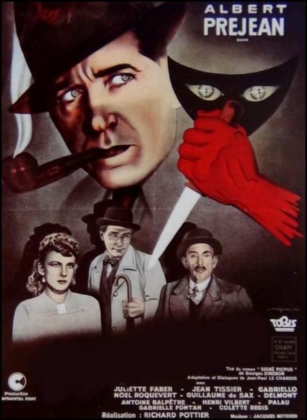 Un film du réalisateur Richard Pottier où Maigret incarné par Albert Préjean, enquête sur le meurtre d'une voyante dans Paris...