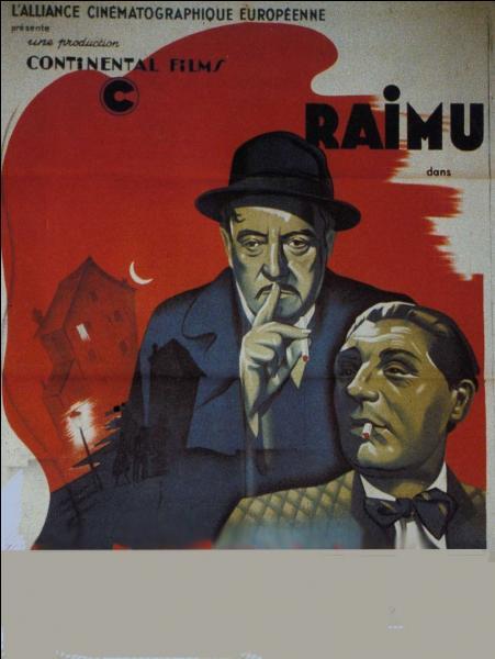 En 1942, Henri Decoin réalise une adaptation d'un roman de Simenon. Le scénario est confié à Henri-Georges Clouzot. Raimu est l'interprète principal de ce film...