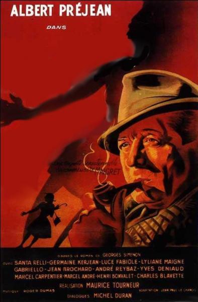 Ce roman publié en 1942 faisant partie de la série des Maigret, sera adapté par Maurice Tourneur sous le même titre en 1944...