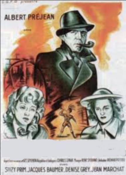 Dans ce film réalisé en 1944 par Richard Pottier, Maigret enquête sur le meurtre d'une riche américaine retrouvée étranglée dans un palace des Champs-Elysées...