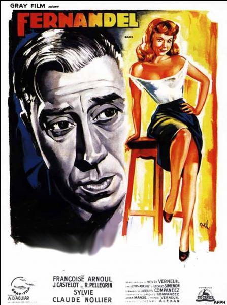 """Adapté du roman de Georges Simenon """"Lettre à mon juge"""" , ce film réalisé par Henri Verneuil en 1952 conte l'histoire édifiante d'un médecin de province..."""