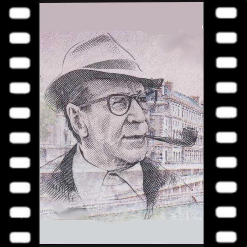 Simenon fait son cinéma