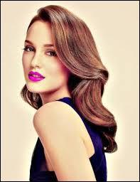 L'actrice Leighton Meester a dû se teindre les cheveux pour jouer Blair, mais en quelle couleur ?