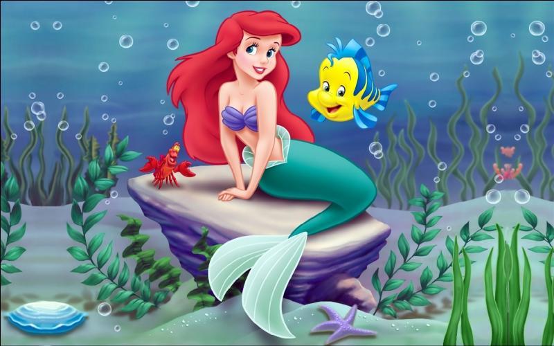 Comment s'appelle le meilleur ami d'Ariel ?