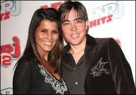 Avec qui était-il en couple de 2005 à 2007 ?