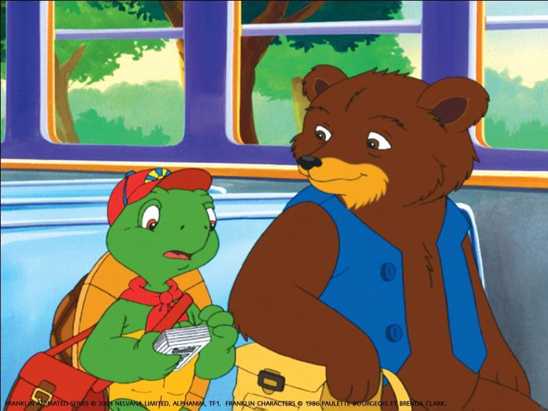 Qui est le meilleur ami de Franklin ?