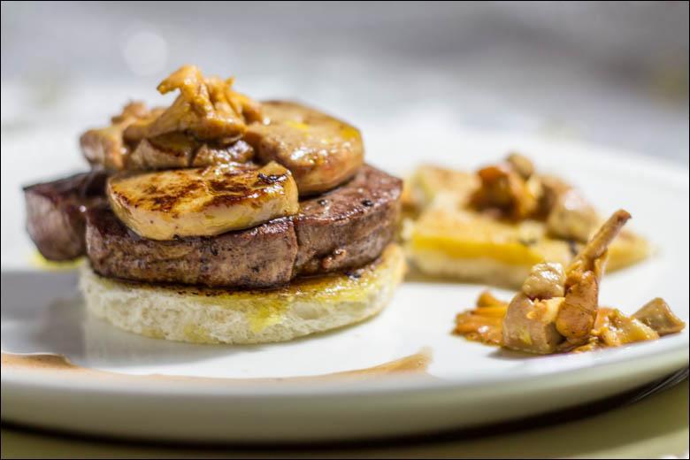 Quel compositeur italien a donné son nom à un apprêt de tournedos au foie gras et aux truffes ?