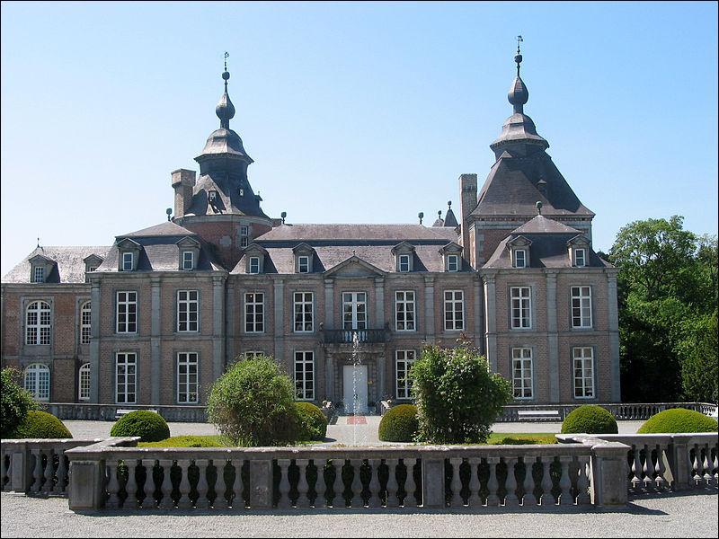 Où se trouve ce château ?