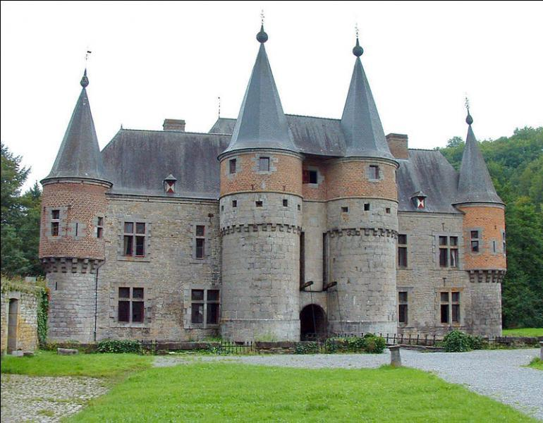 Belgique châteaux