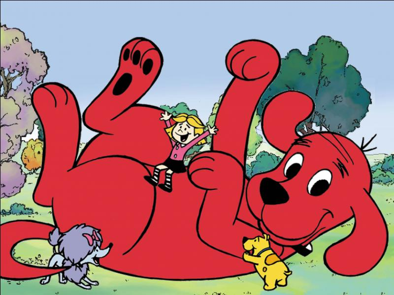 Comment s'appelle la maîtresse de Clifford ?