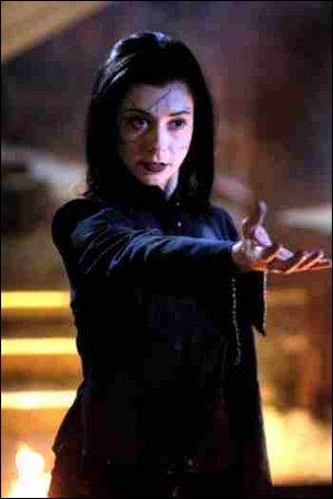 Combien de séries notables Alyson Hannigan (Willow) a-t-elle jouées ?
