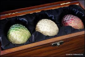 Quels sont les premiers à avoir découvert des œufs de dragons ?