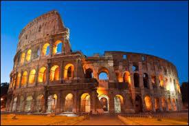 Depuis 1871, la ville cherchée est capitale de son pays. On y trouve, entre autres, le célèbre et magnifique Colisée. De quelle ville s'agit-il ?
