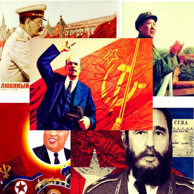 Comment devenir dictateur - Dictateur communiste