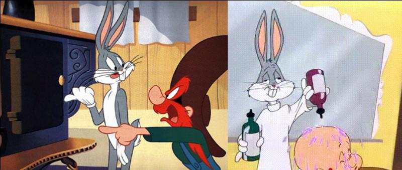 Il est étonnant de savoir que Jean de la Fontaine est à l'origine de ce personnage ! En réalité, il a pour origine un héros d'un dessin animé de Walt Disney mettant en scène une de ses fables. En plus, il tient son « objet » préféré comme Groucho Marx tient son cigare ! Qui est cet emblématique personnage de Cartoon ?