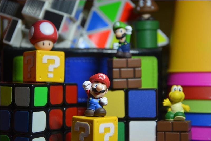 Pourquoi Mario Bros ?