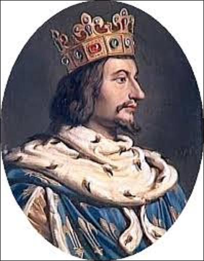 Le coupable arrêté, le dauphin fou de rage et de vengeance donne l'ordre d'amener le prisonnier sur le lieu de son meurtre, de lui couper la main à hauteur du poignet et de le pendre au gibet. Mais quel est le nom de ce futur souverain qui régnera de 1364 à 1380 ?
