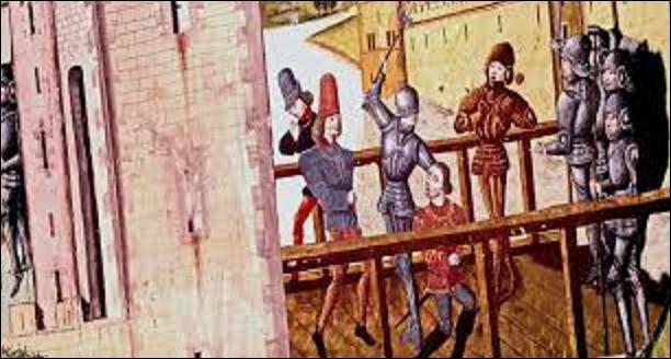 """10 septembre 1419, Seine-et-Marne, ce jour-là, Jean Ier de Bourgogne, dit """"Jean sans Peur"""", est assassiné par Tanguy du Châtel et Jean Louvet lors d'une entrevue avec le dauphin de France sur le pont de Montereau, à Montereau-Fault-Yonne. L'ordre aurait été donné par le futur souverain qui régnera de 1422 à 1461, et qui se nomme :"""