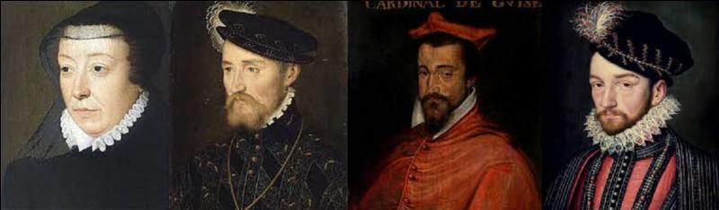 22 août 1572, Paris, Charles de Louviers, seigneur de Maurevert, tire sur l'amiral protestant Gaspard II de Coligny. Blessé, ce dernier est ramené chez lui. Le soir-même, il est assassiné, ainsi que tous les chefs protestants de Paris et de Navarre. Qui sont les suspects qui auraient commandité cette tuerie, prélude de ce qui deviendra le massacre de la Saint-Barthélemy ?
