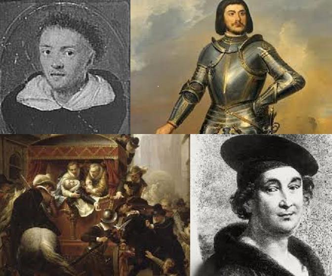 Les grandes affaires criminelles et judiciaires françaises (1) (1358 à 1611)