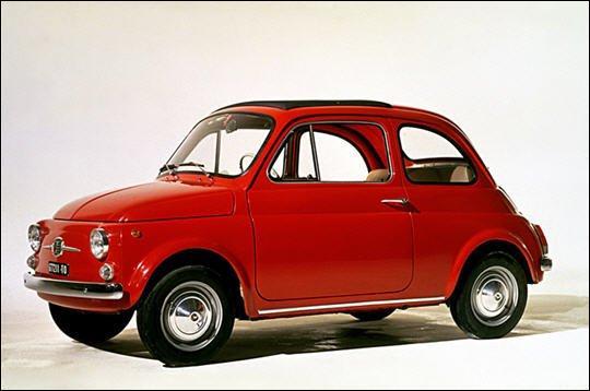 """Comment les Italiens disent-ils """"Regardez cette vieille voiture"""" ?"""