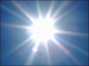 """Comment dit-on """"Il y a du soleil aujourd'hui"""" en italien ?"""