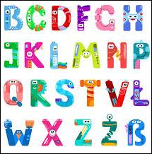 """Quel est l'intrus dans cette liste de consonnes : """"B - C - D - A - F"""" ?"""