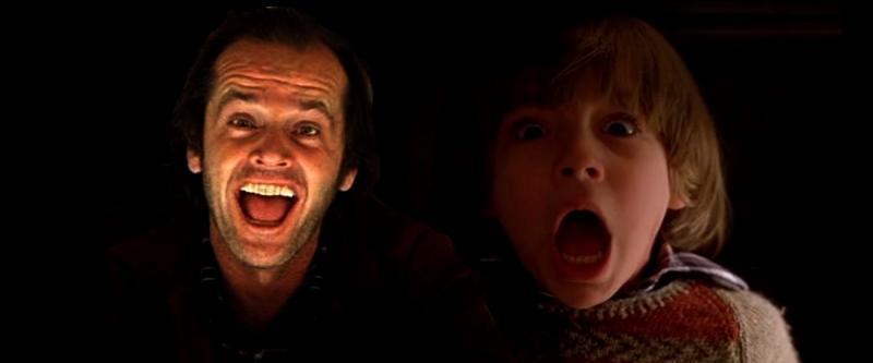 Quand la victime est plus effrayante que le méchant...Le fils a le Shining, le père a la hache, Les deux sont dirigés par...