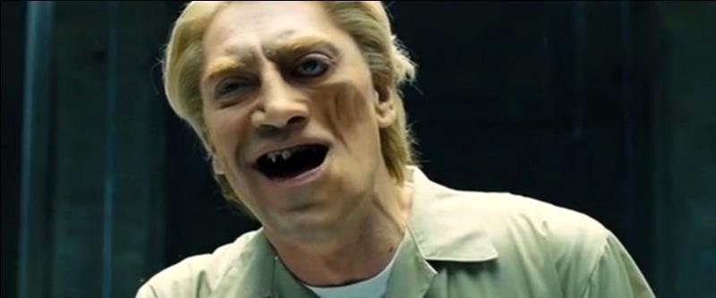 Dans quel autre film que Skyfall Javier Bardem joue-t-il le rôle d'un méchant effrayant et sans pitié ?