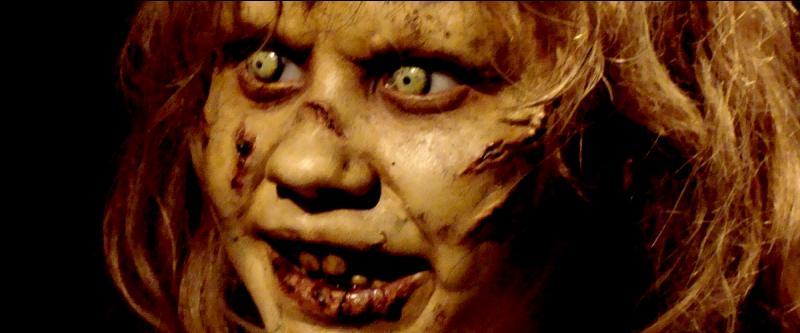 Quand la méchante n'y peut rien...La petite Regan est possédée par Pazuzu, un démon des temps anciens qui a été réveillé :