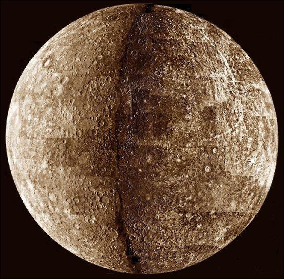 Nommée d'après le Dieu du commerce dans la mythologie romaine, je suis la planète la plus petite du système solaire et la plus proche du Soleil. Je ne possède aucun satellite naturel. Je suis...