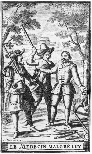 """Qui est le père de Lucinde dans """"Le Médecin malgré lui"""" de Molière ?"""