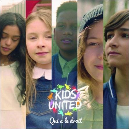 """De qui est la chanson """"Qui a le droit"""", reprise par les Kids United ?"""