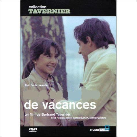 Combien Bertrand Tavernier nous offre-t-il de semaines de vacances ?