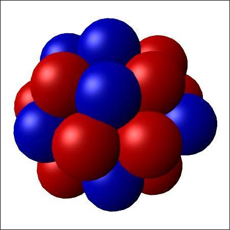 Les électrons sont des particules d'un atome qui tournent autour du noyau sur des couches électroniques. Est-ce vrai ou faux ?