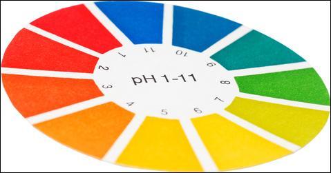 Le pH est un indice de l'acidité ou de la basicité d'une substance. Est-ce vrai ou faux ?