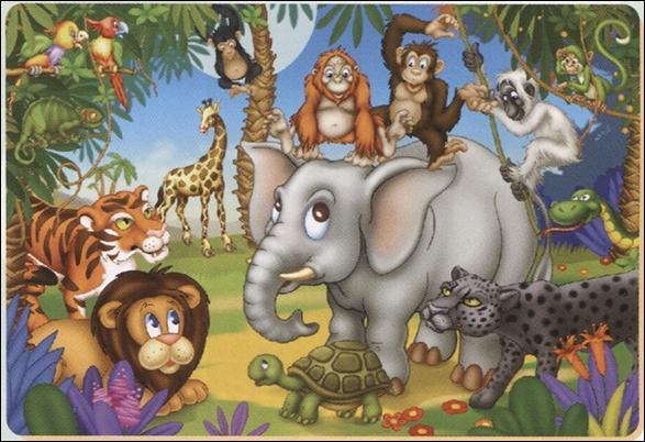Quizz les animaux en chansons quiz chansons for Dans jungle terrible jungle le lion est mort ce soir youtube