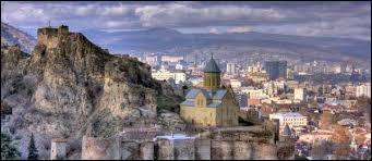 Quelle est la capitale de la Géorgie ?