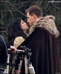 Snow White et Charming sont-ils ensemble dans la vraie vie ?