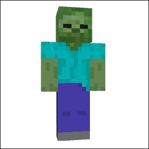 Existe-t-il un zombie femelle ? (sans mode)