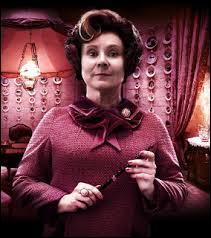 Quand elle a appris qu'elle allait jouer le rôle d'Ombrage, Imelda Stauton n'a pas été des plus heureuses.