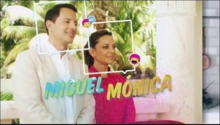 Qui sont Monica et Miguel ?