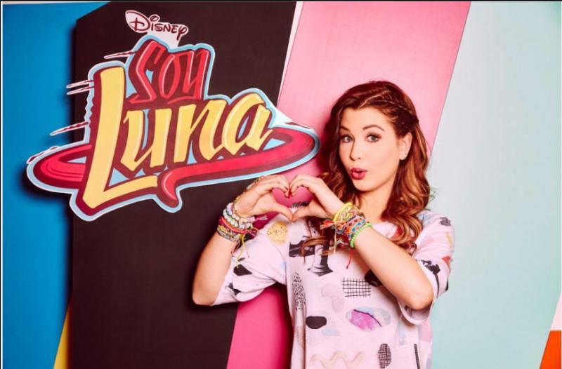 """Que fait EnjoyPhoenix dans """"Soy Luna"""" ?"""