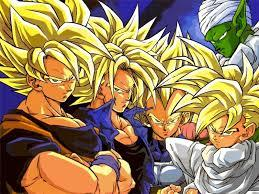 Personnages de l'univers Dragon Ball Z